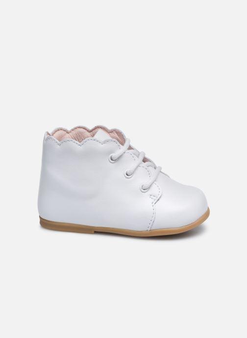 Stiefeletten & Boots Jacadi Marionnette weiß ansicht von hinten