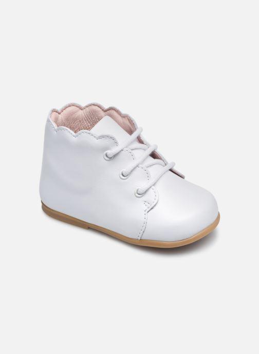 Stiefeletten & Boots Jacadi Marionnette weiß detaillierte ansicht/modell