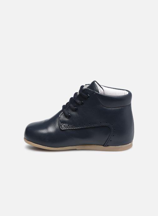 Stiefeletten & Boots JACADI Frimousse silber ansicht von vorne