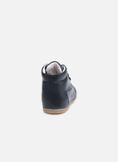 Stiefeletten & Boots JACADI Frimousse silber ansicht von rechts