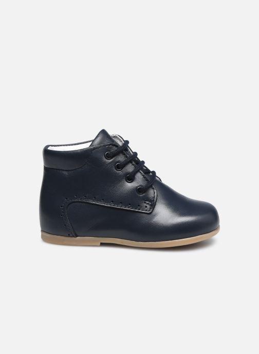 Stiefeletten & Boots JACADI Frimousse silber ansicht von hinten
