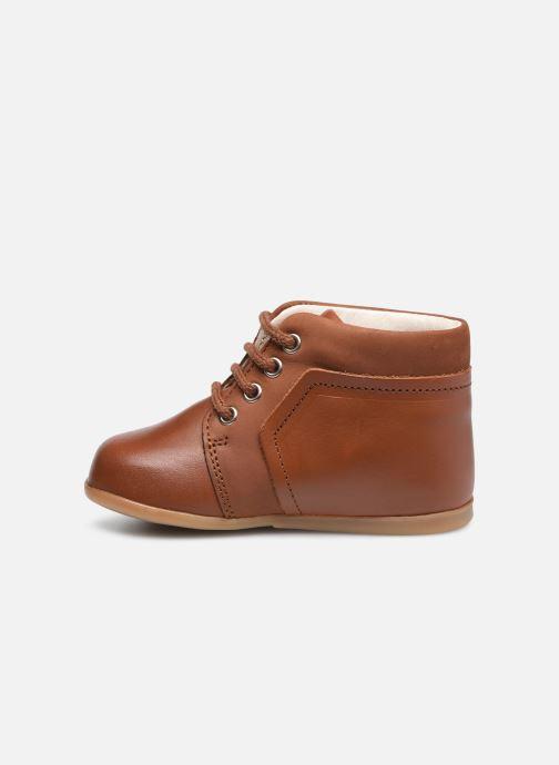 Stiefeletten & Boots Jacadi Eloi braun ansicht von vorne