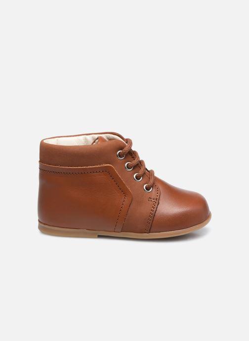 Stiefeletten & Boots Jacadi Eloi braun ansicht von hinten