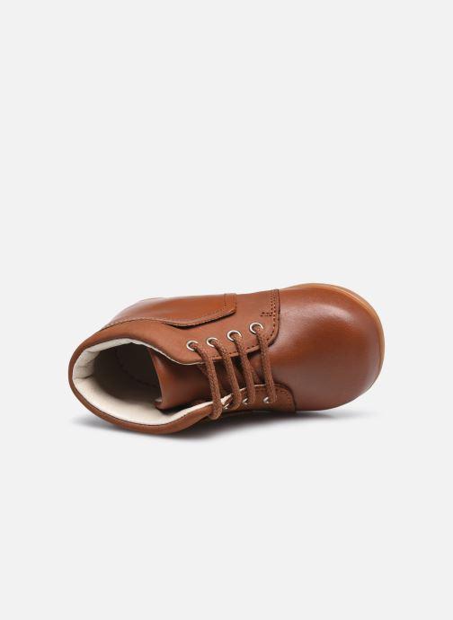 Stiefeletten & Boots Jacadi Eloi braun ansicht von links