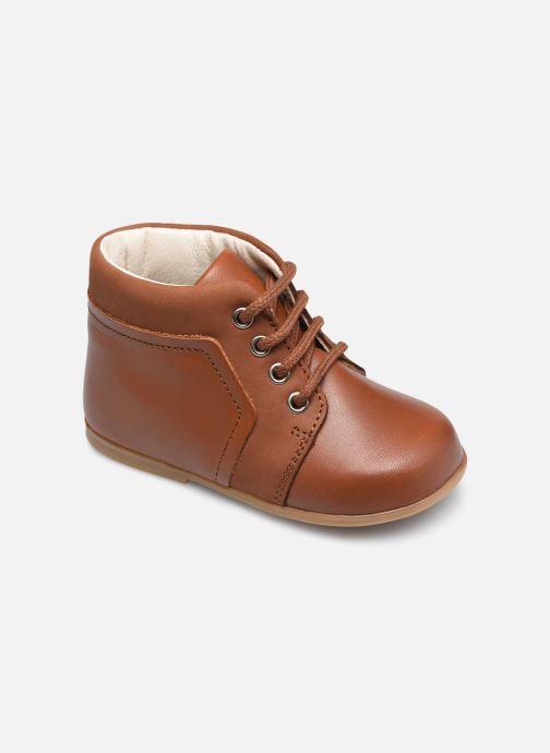 Stiefeletten & Boots Jacadi Eloi braun detaillierte ansicht/modell