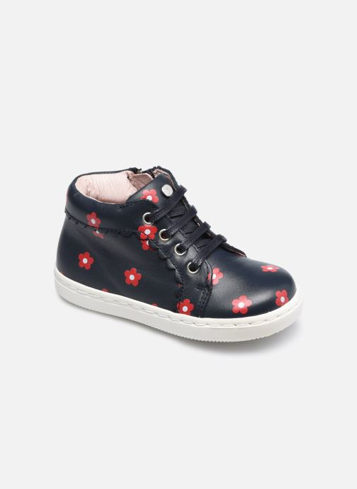 Stiefeletten & Boots Jacadi Calice blau detaillierte ansicht/modell