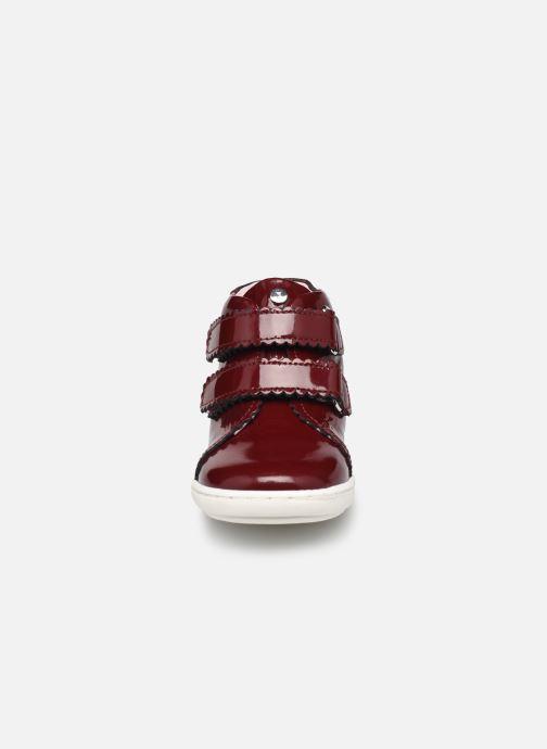 Stiefeletten & Boots Jacadi Donna BB weinrot schuhe getragen