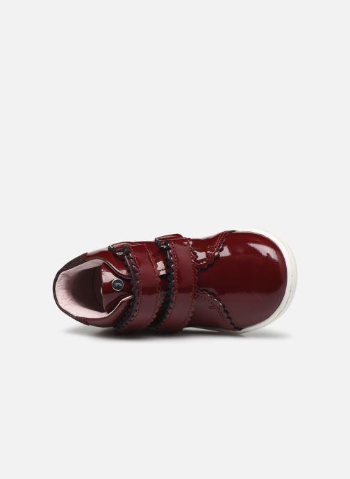 Stiefeletten & Boots Jacadi Donna BB weinrot ansicht von links
