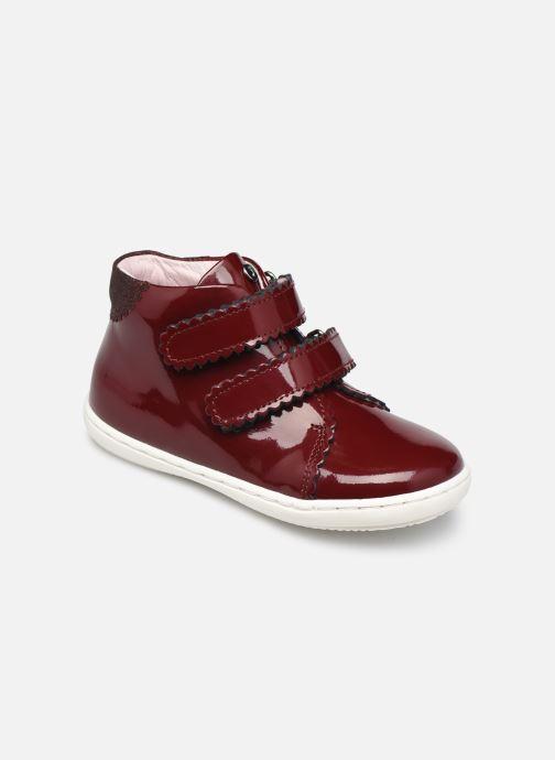 Stiefeletten & Boots Jacadi Donna BB weinrot detaillierte ansicht/modell