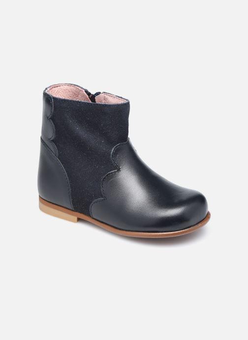 Bottines et boots Jacadi Etincelle bis Bleu vue détail/paire