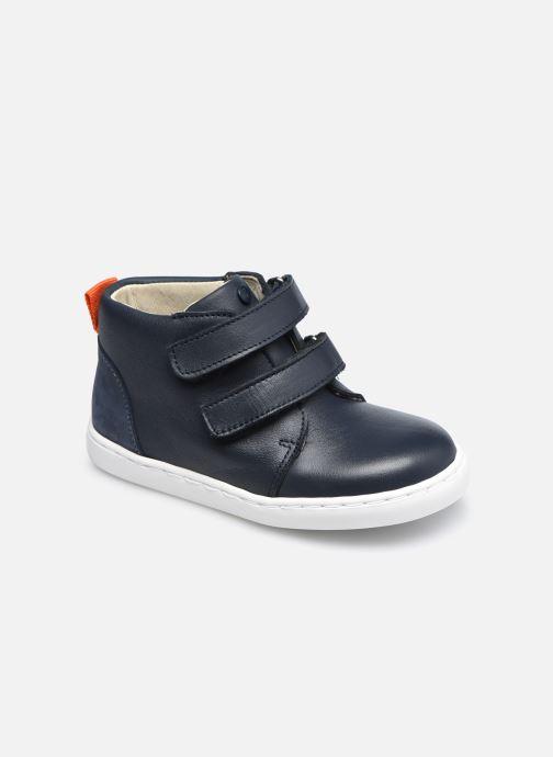 Bottines et boots Jacadi Consul Bleu vue détail/paire