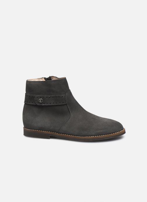 Stiefeletten & Boots Jacadi Cavaline grau ansicht von hinten