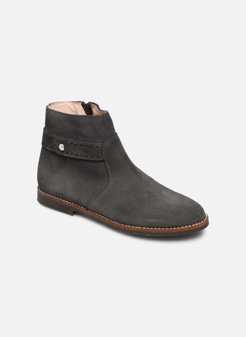 Boots en enkellaarsjes Jacadi Cavaline Grijs detail