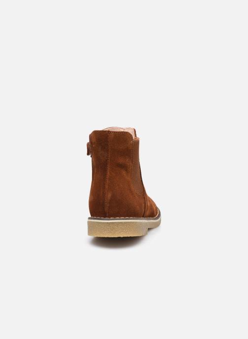 Stiefeletten & Boots Jacadi Eloise braun ansicht von rechts
