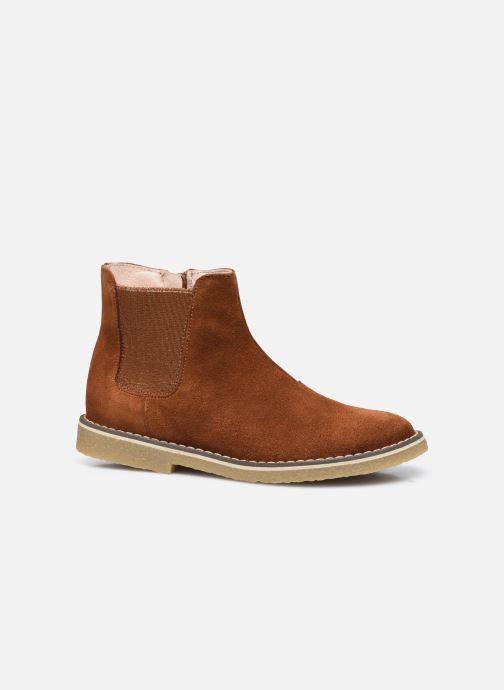 Stiefeletten & Boots Jacadi Eloise braun ansicht von hinten