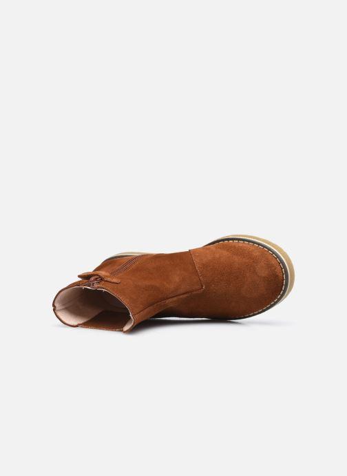 Stiefeletten & Boots Jacadi Eloise braun ansicht von links