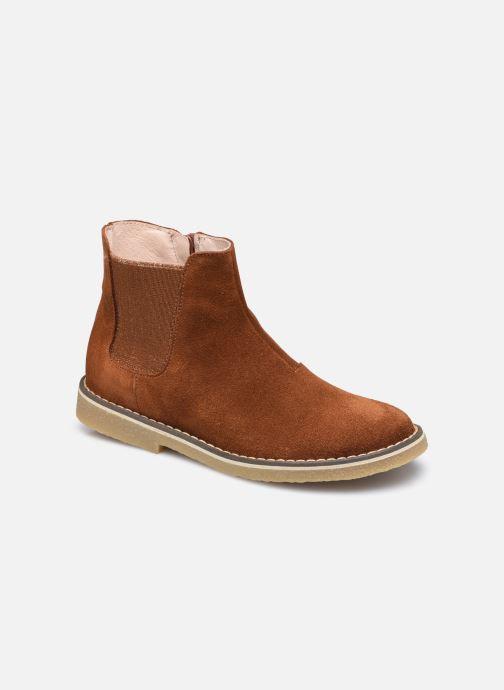 Stiefeletten & Boots Jacadi Eloise braun detaillierte ansicht/modell