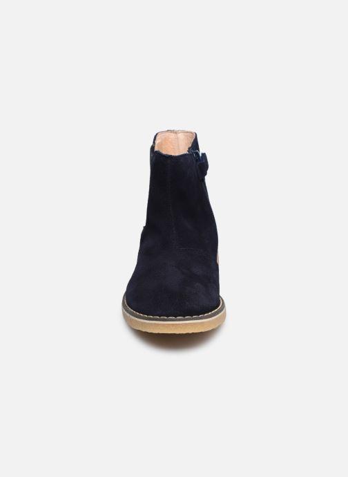 Stiefeletten & Boots Jacadi Eloise blau schuhe getragen