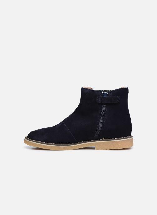 Stiefeletten & Boots Jacadi Eloise blau ansicht von vorne