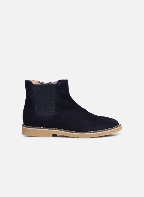 Stiefeletten & Boots Jacadi Eloise blau ansicht von hinten