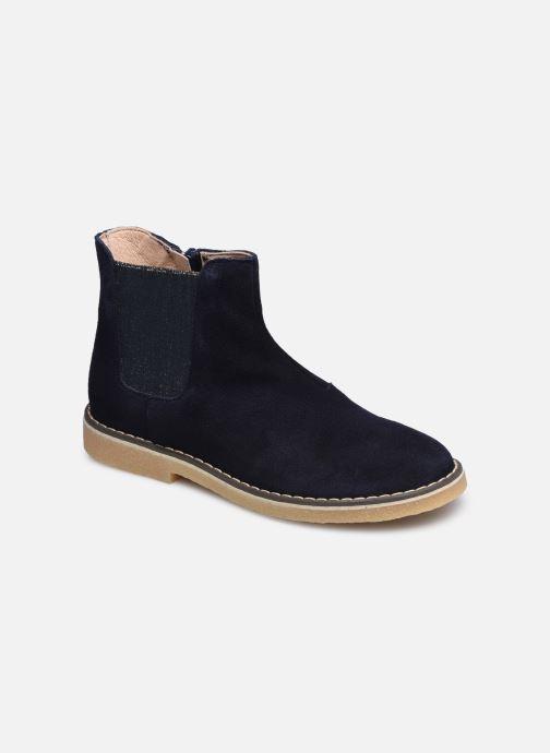 Bottines et boots Jacadi Eloise Bleu vue détail/paire