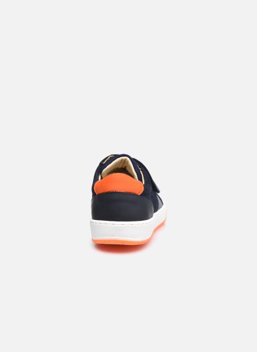 Sneakers Jacadi Donovan Azzurro immagine destra