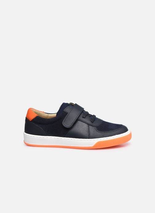 Sneakers Jacadi Donovan Azzurro immagine posteriore