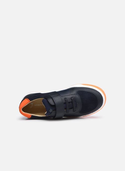 Sneakers Jacadi Donovan Azzurro immagine sinistra