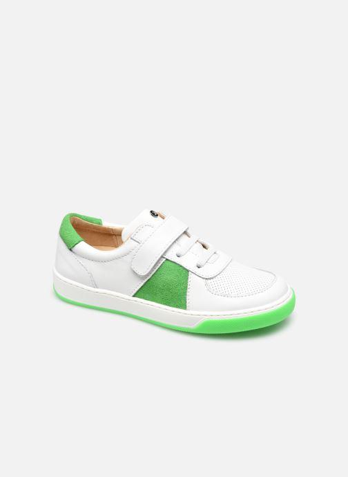 Sneaker Jacadi Donovan grün detaillierte ansicht/modell