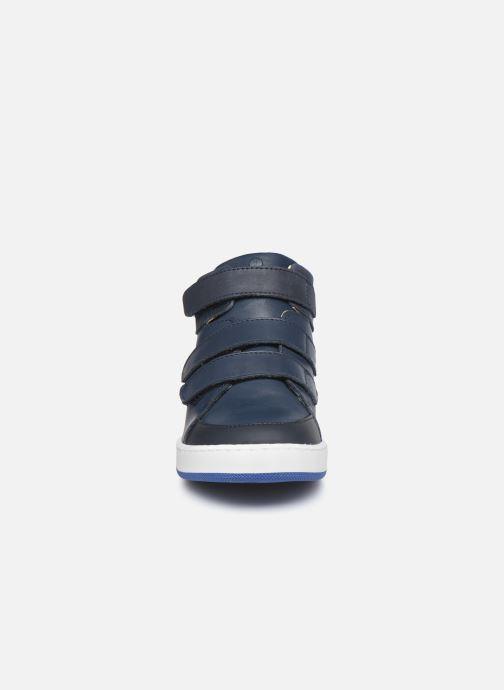Sneakers Jacadi Come Azzurro modello indossato