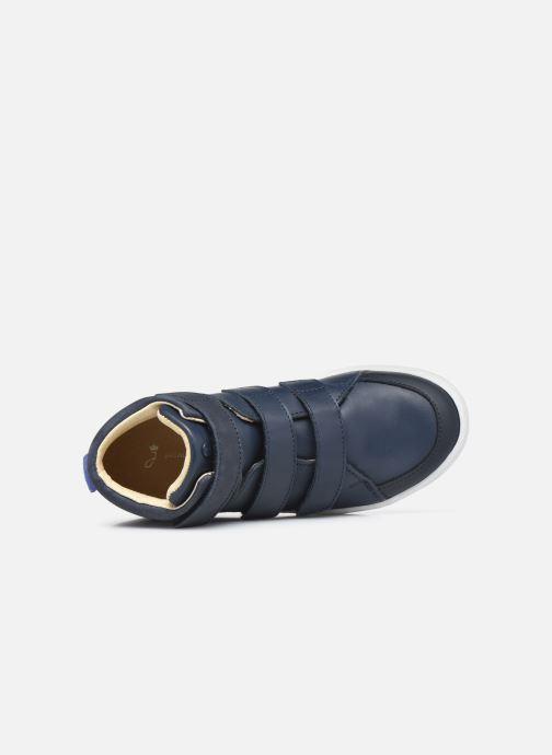 Sneaker Jacadi Come blau ansicht von links