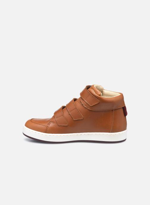 Sneaker Jacadi Come braun ansicht von vorne