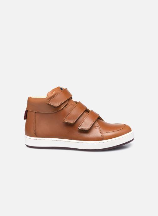 Sneaker Jacadi Come braun ansicht von hinten