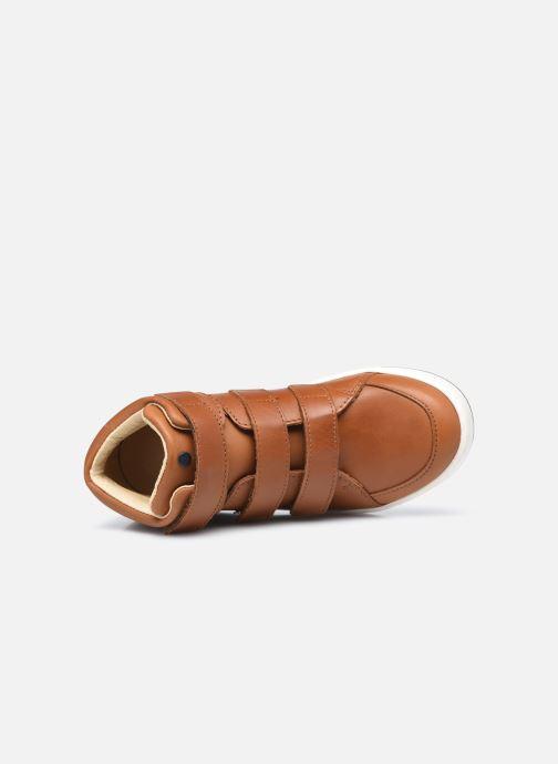 Sneaker Jacadi Come braun ansicht von links