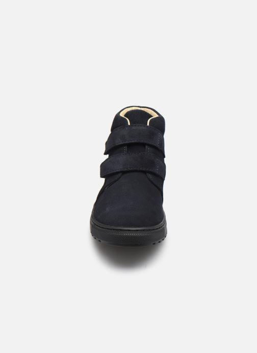 Sneakers Jacadi Lasagne Azzurro modello indossato