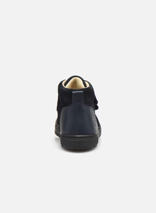 Sneakers Jacadi Lasagne Azzurro immagine destra