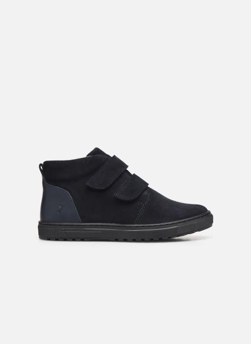 Sneakers Jacadi Lasagne Azzurro immagine posteriore