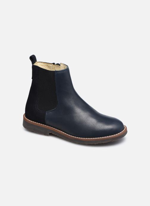 Bottines et boots Jacadi Etienne Bleu vue détail/paire