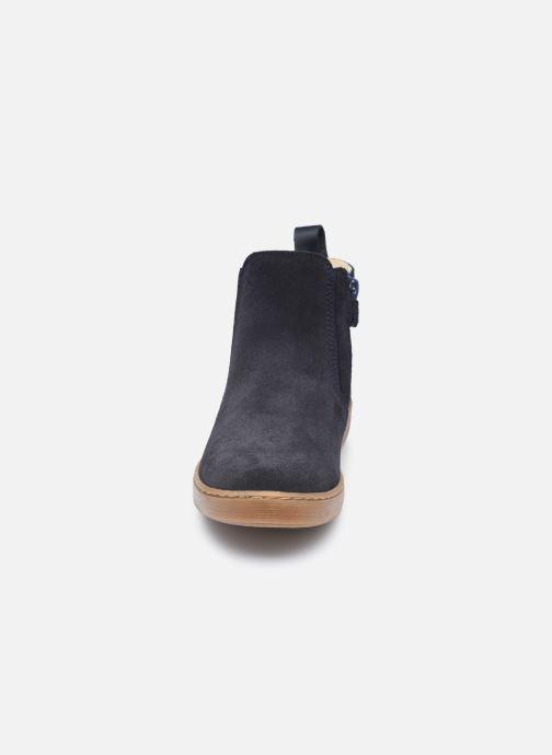 Stiefeletten & Boots JACADI Pablito blau schuhe getragen