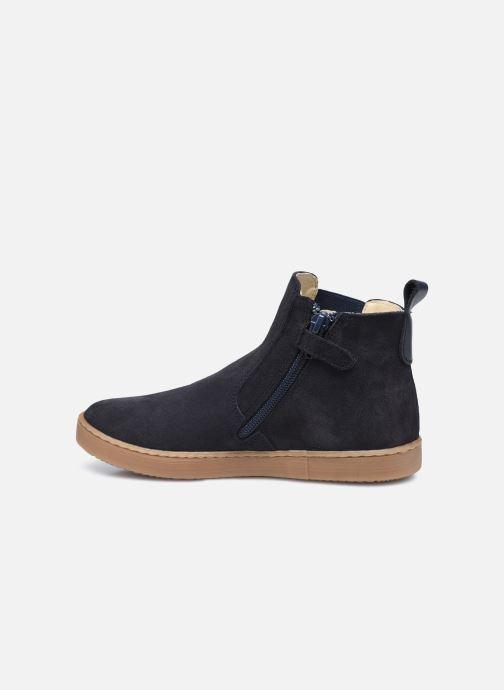 Stiefeletten & Boots JACADI Pablito blau ansicht von vorne