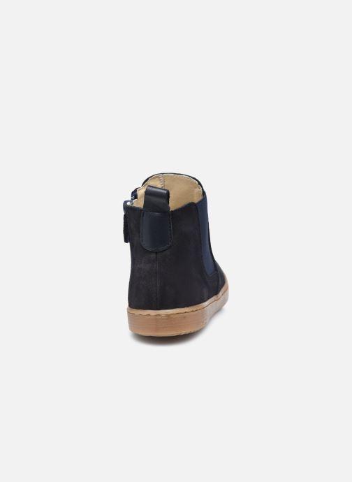 Stiefeletten & Boots JACADI Pablito blau ansicht von rechts