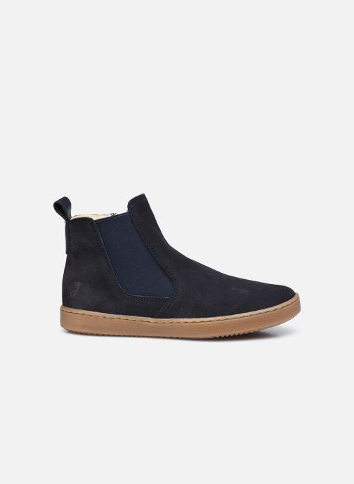 Stiefeletten & Boots JACADI Pablito blau ansicht von hinten