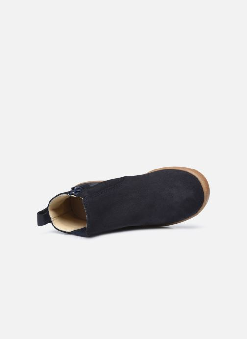 Stiefeletten & Boots JACADI Pablito blau ansicht von links