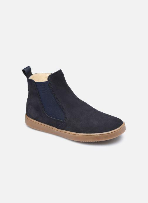 Bottines et boots Jacadi Pablito Bleu vue détail/paire