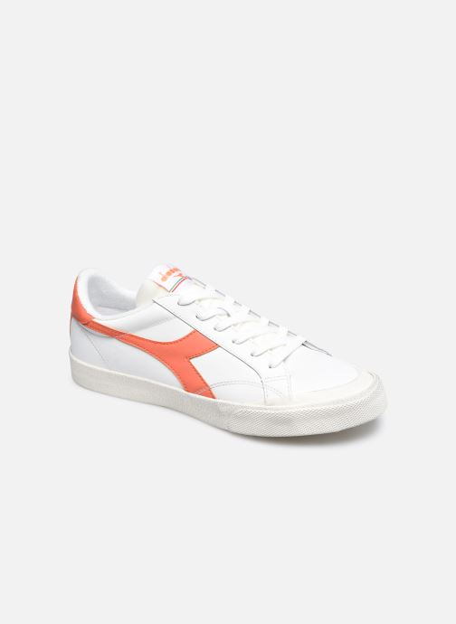 Sneaker Diadora Melody Leather Dirty weiß detaillierte ansicht/modell