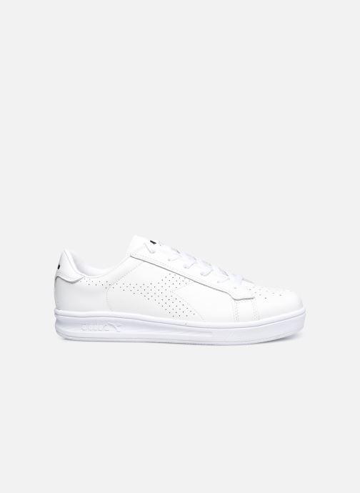 Sneaker Diadora Martin weiß ansicht von hinten