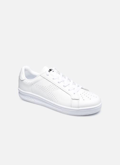 Sneaker Diadora Martin weiß detaillierte ansicht/modell