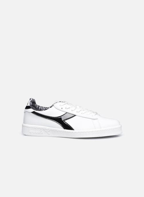 Sneaker Diadora Game Charm Wn weiß ansicht von hinten