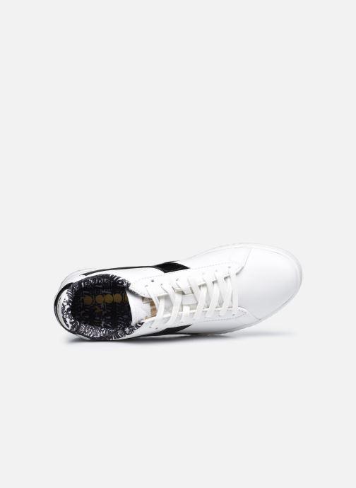 Sneaker Diadora Game Charm Wn weiß ansicht von links