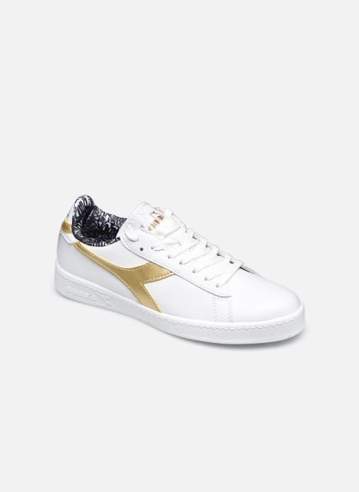 Sneaker Diadora Game Charm Wn weiß detaillierte ansicht/modell